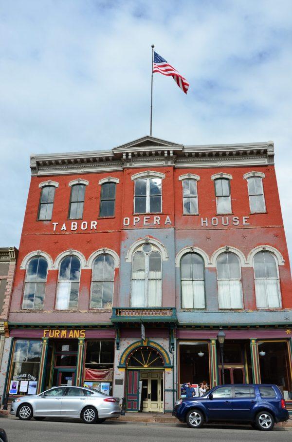 Tabor Opera House Leadville, Colorado
