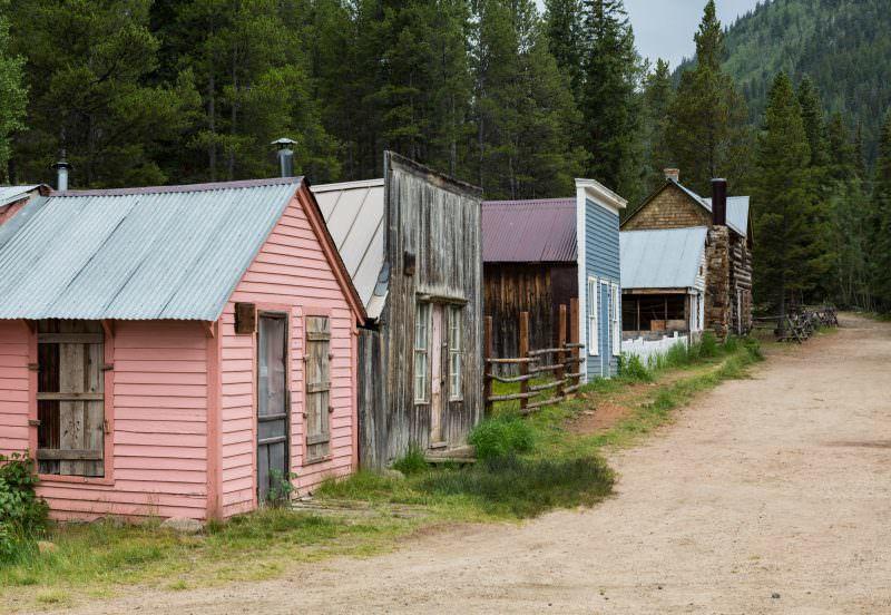 St Elmo a Colorado Ghost Town