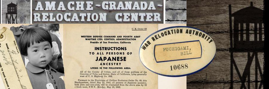 Amache Japanese Internment Camp Colorado