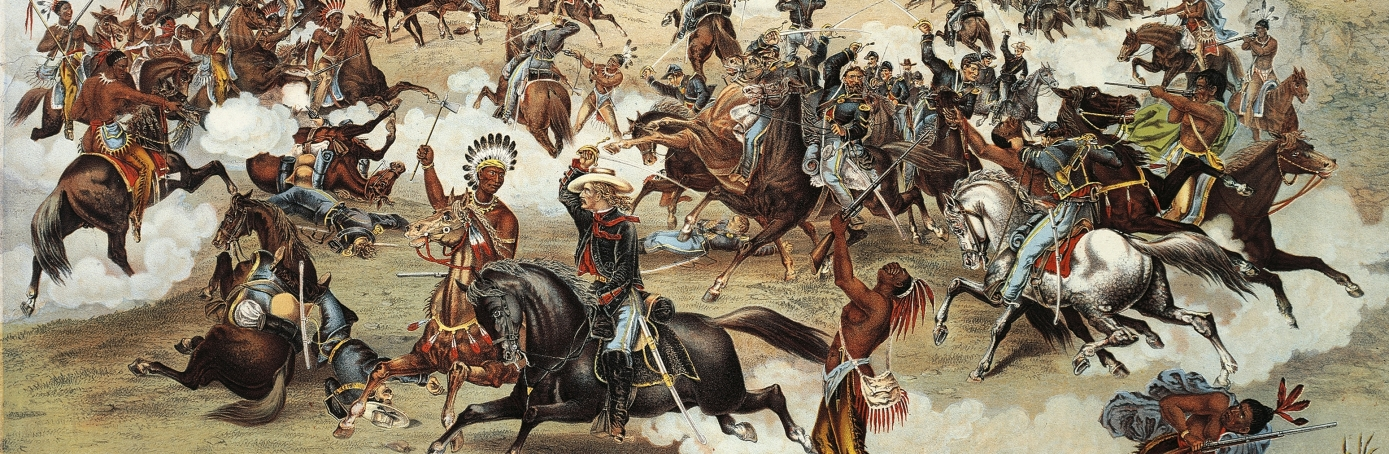 The Indian Wars of the West