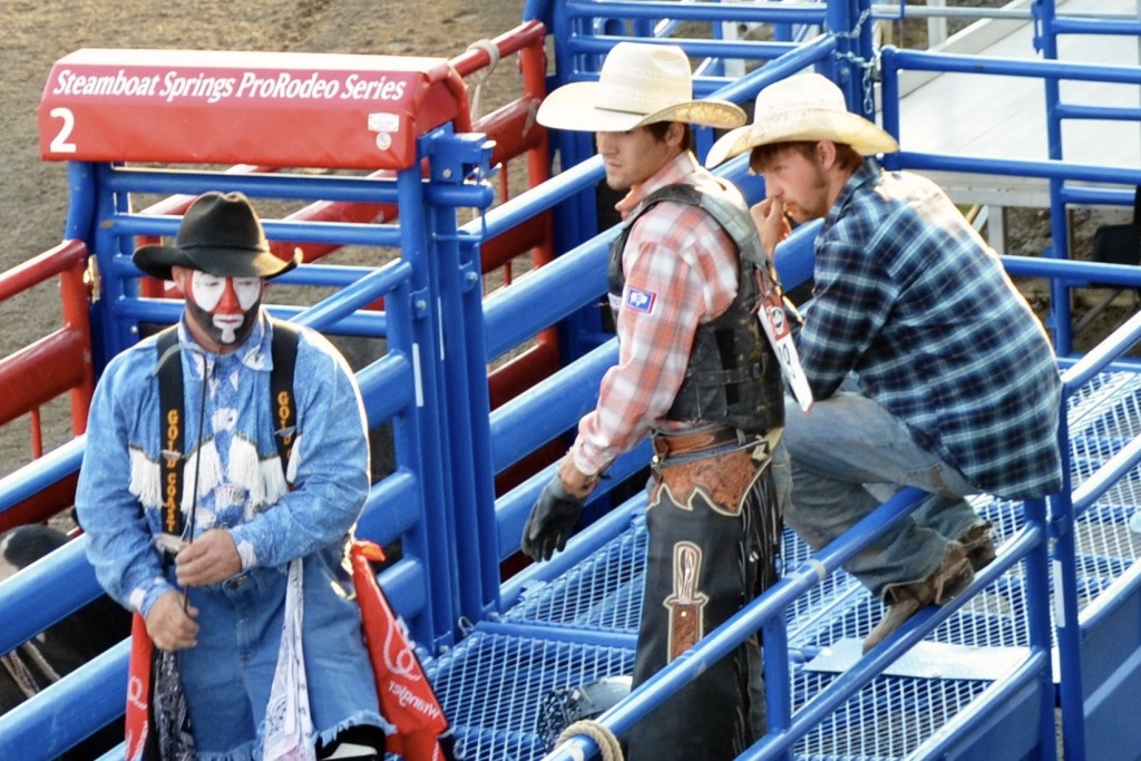 Steamboat Springs Colorado Rodeo