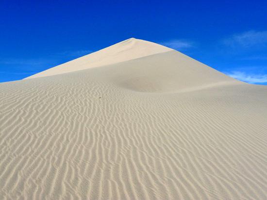 Eureka Sand Dunes Death Valley, CA