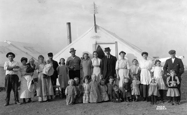 Ludlow Coal Mining Families