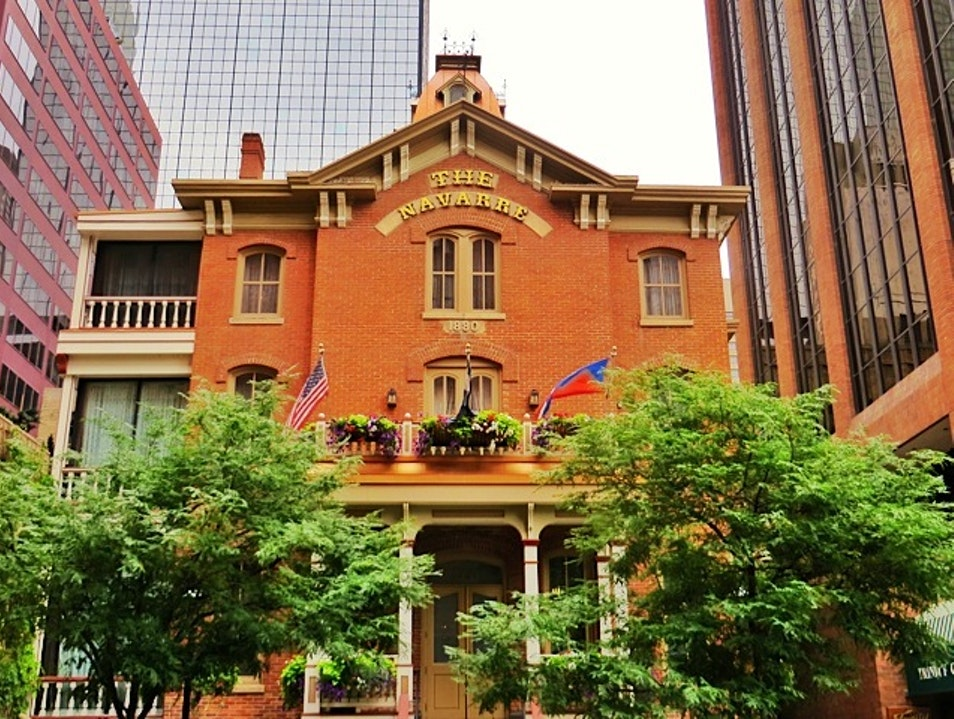 The Navarre Building and the Western Art Museum in Denver Colorado