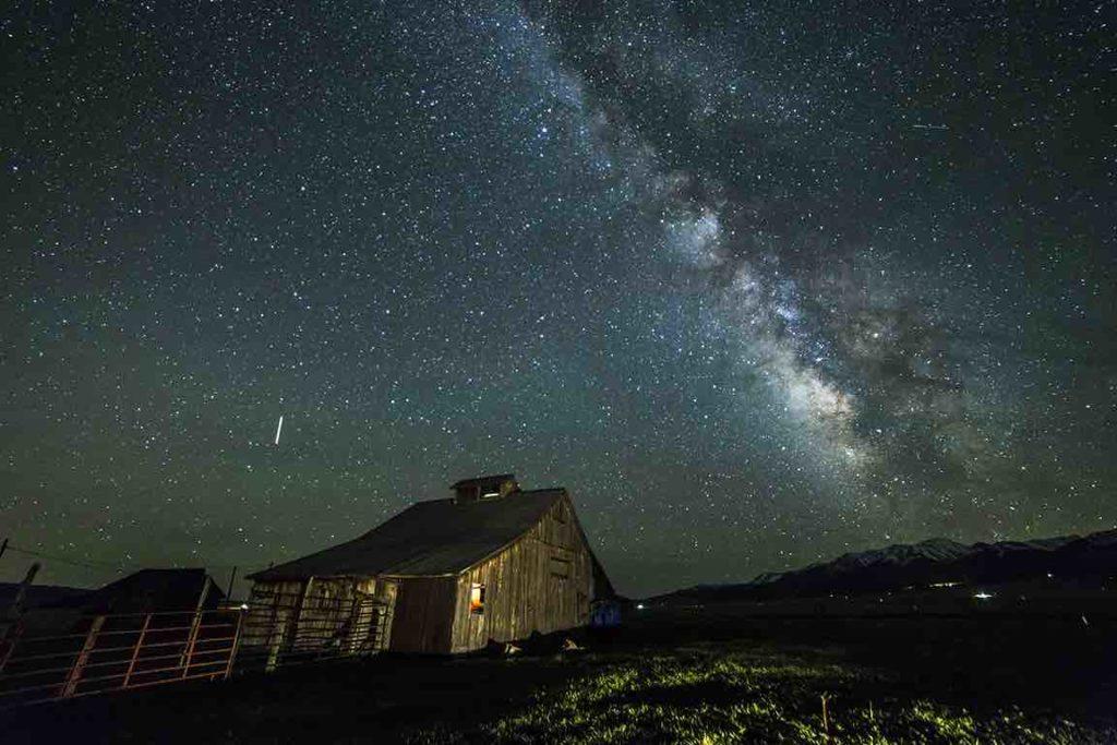 Westcliffe Colorado Dark Sky Community