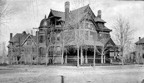 The Boettcher Mansion in Denver Colorado