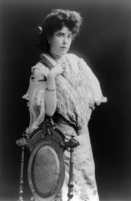 """Margaret """"unsinkable"""" Molly Brown is a prime example of Leadville Colorado's Attitude with Altitude"""
