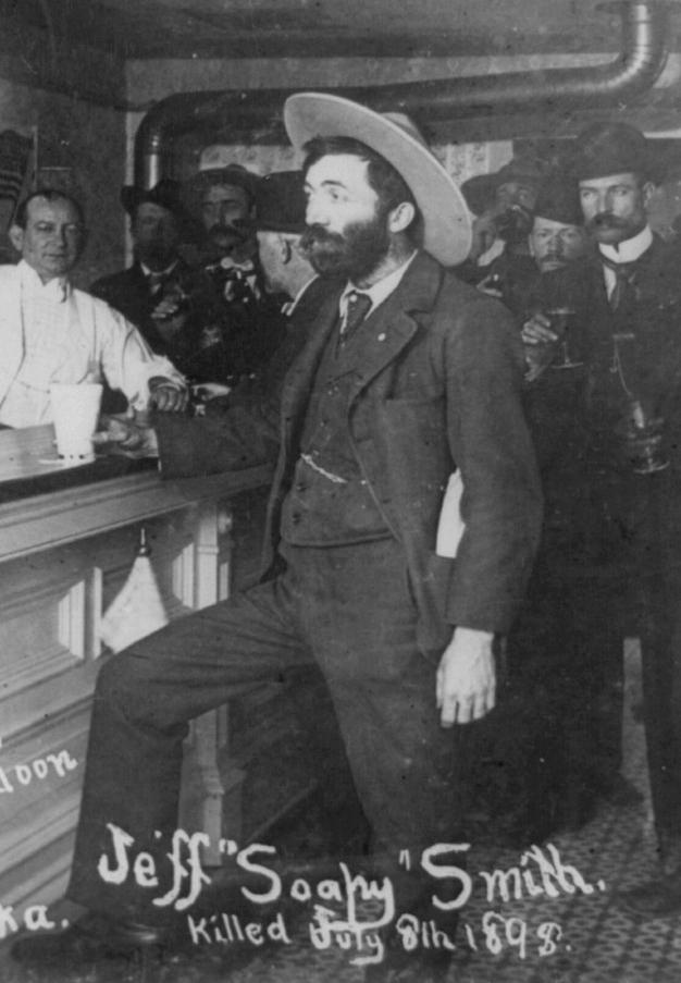 Soapy Smith 1898