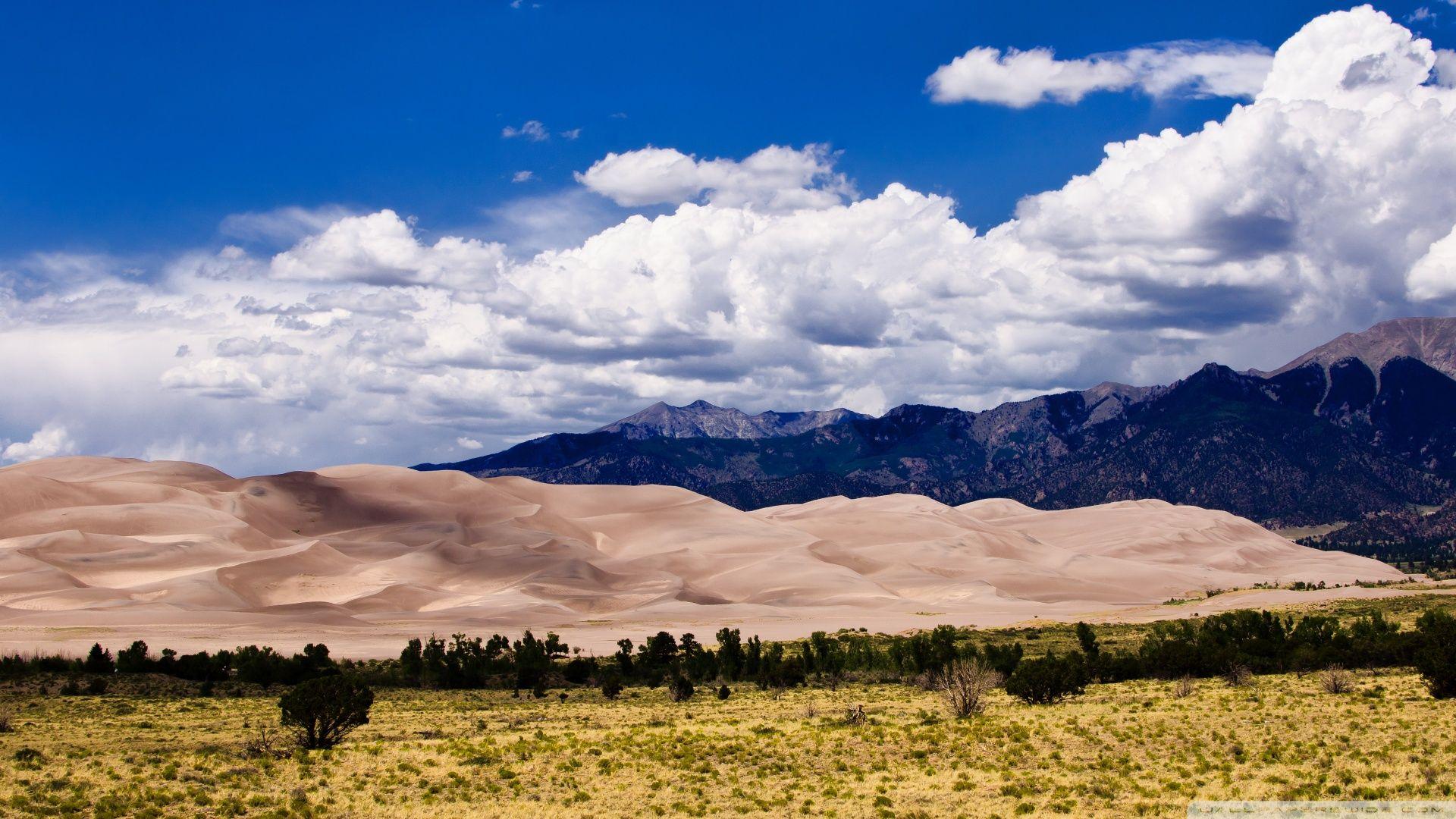 Great Sand Dunes National Park a Colorado Dark Skies Park