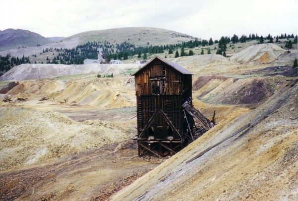 Mine near Leadville Colorado2