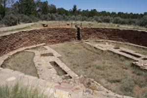 Anasazi Kiva Canyons of the Ancients Colorado