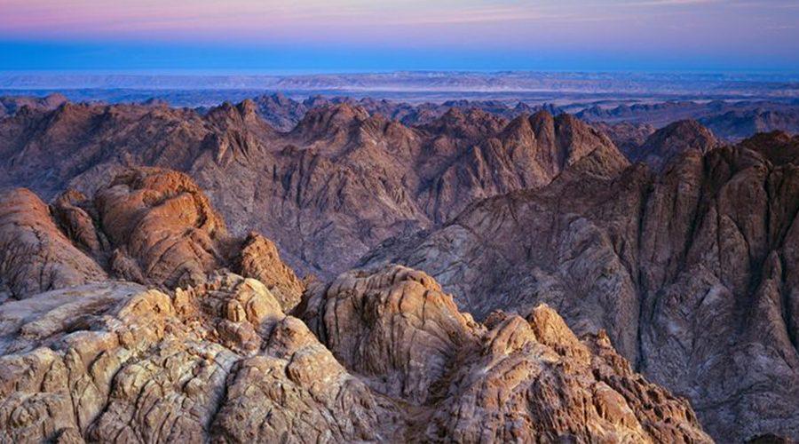 Mt Sini Egypt