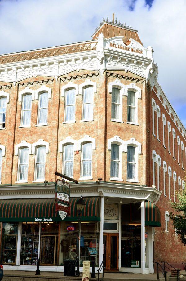 Building in Leadville Colorado Photo by Danette Ulrich