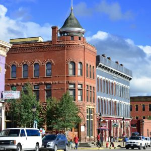 Downtown Leadville Colorado Photo by Danette Ulrich