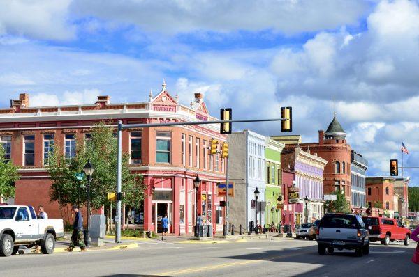 Downtown Leadville Colorado Photo by Danette Ulrich