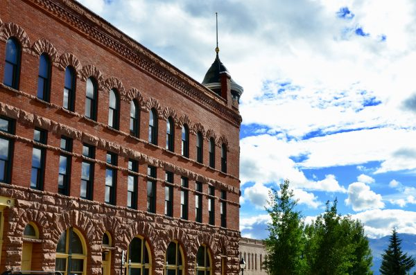 Downtown building in Leadville Colorado Photo by Danette Ulrich