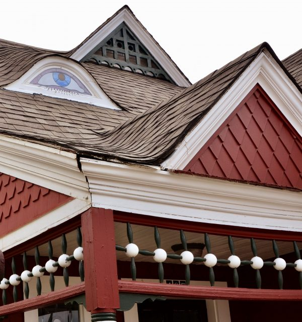 House of the Eye Leadville, Colorado Photo by Danette Ulrich