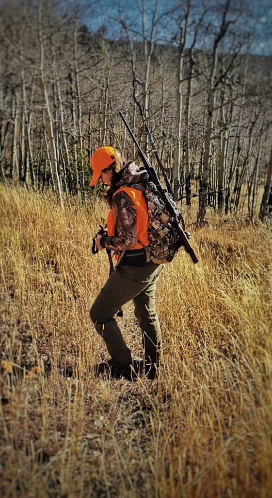 Ali Dowd hunting lessons