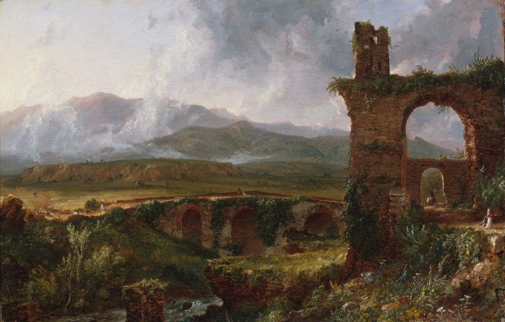 Thomas Cole Painting The Metropolitan Museum of Art