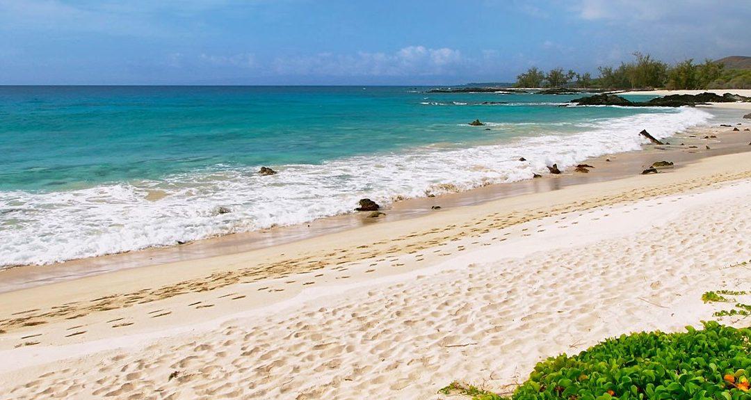 Hawaii Big Island Beaches